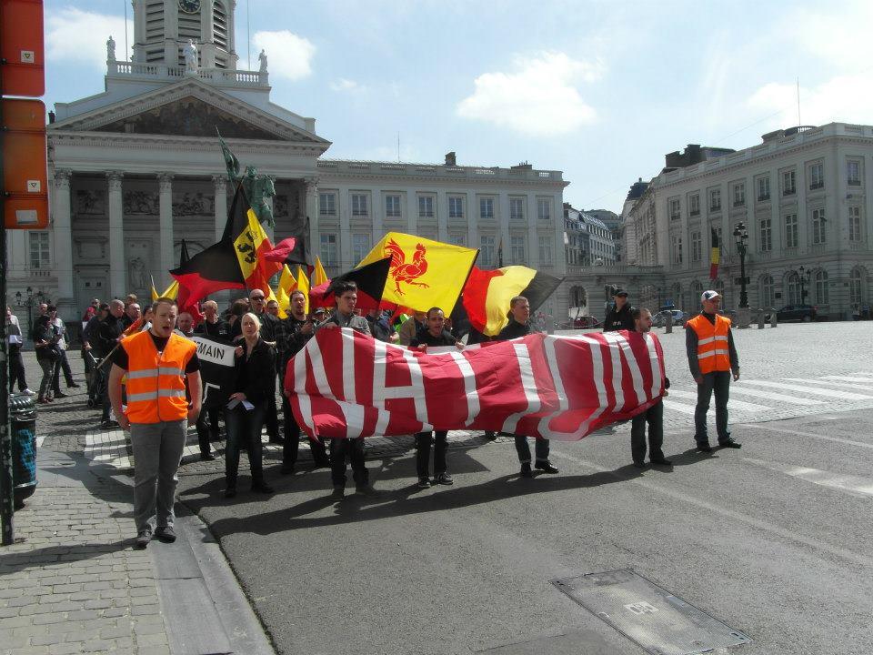 Un 1er mai solidariste