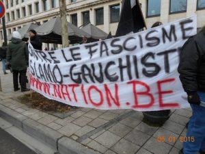 Contre le fascisme islamo-gauchiste, NATION.be
