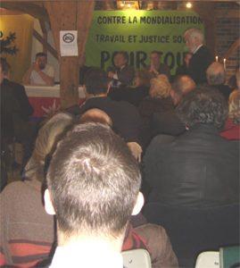 Coloma, 28 février 2009