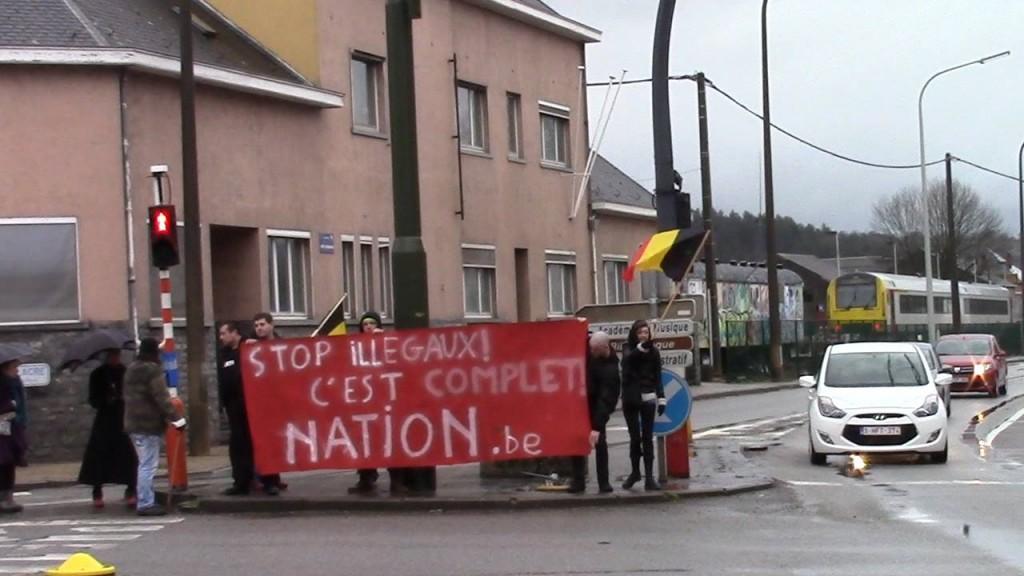 Stop illégaux ! C'est compet ! NATION.be