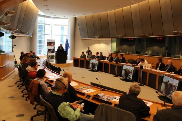 NATION au Parlement européen