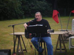 Jean-Pierre Demol à la guitare - édition 2013