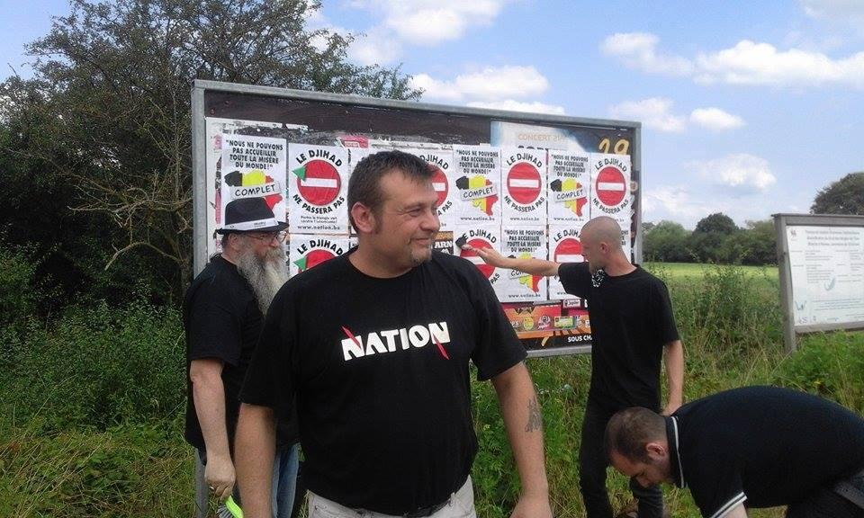 Les migrants manifestent à Couvin… NATION réagit ! (4)