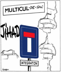 """À Molenbeek, on pense """"kultuur"""" !"""