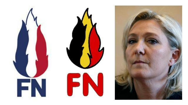 Marine Le Pen oblige le FN belge à changer de nom