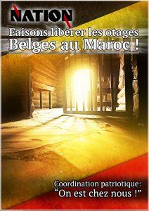 NATION.be - Faisons libérer les otages belges au Maroc !